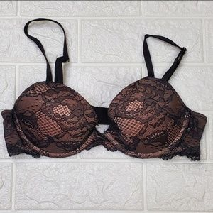 Victoria's Secret lace biofit bra